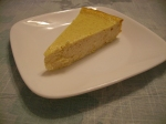 Ricotta Cheesecake, Plain and Simple