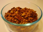 Spicy Roasted Squash Seeds