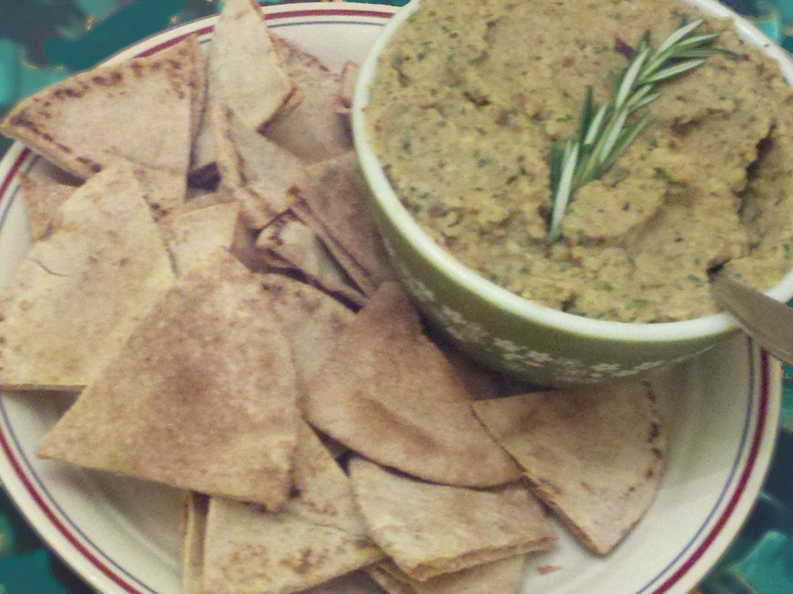 ... ). You could also use the melitzanosalata as a sandwich spread