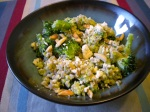 Farro Broccoli Salad