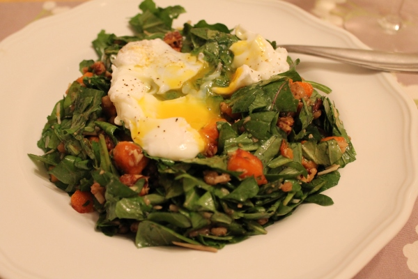 Poached Egg Dressing