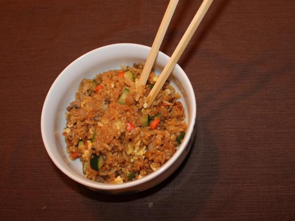 Fried Rice Bowl