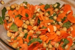 Carrot Chickpea Salad