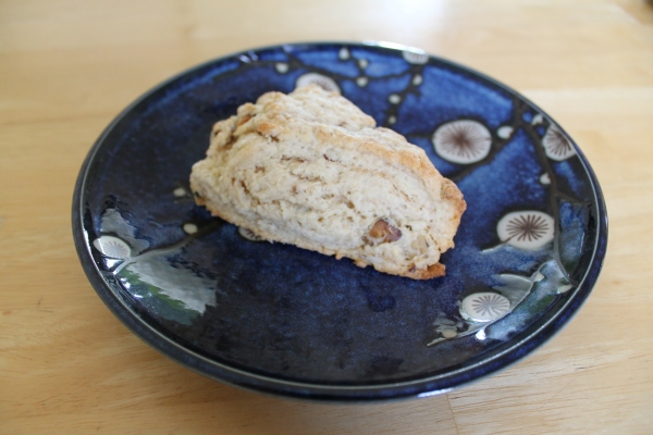 Maple Pecan Scone