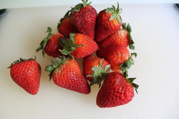 Prettiest Strawberries