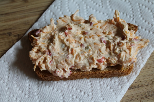 Spicy Pimiento Cheese