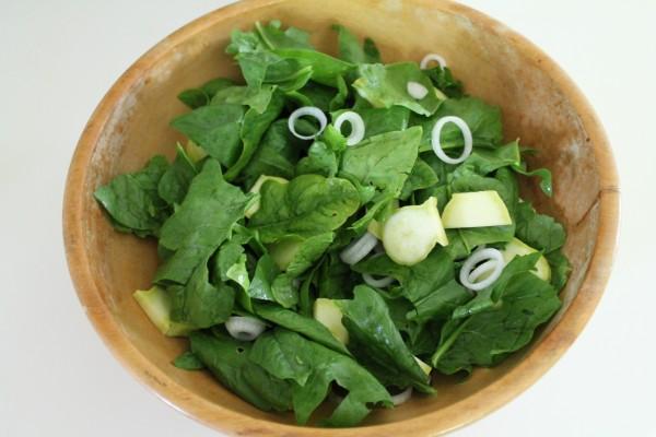 Salad Greens Etc.