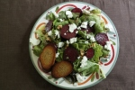 Beet and Chevre Salad