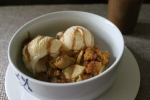 Pumpkin-Apple Bread Pudding