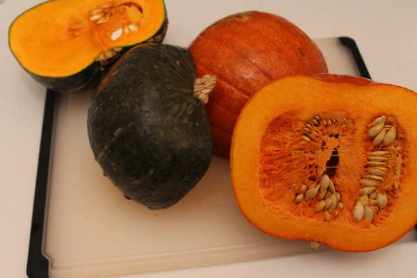 Pumpkin and Buttercup