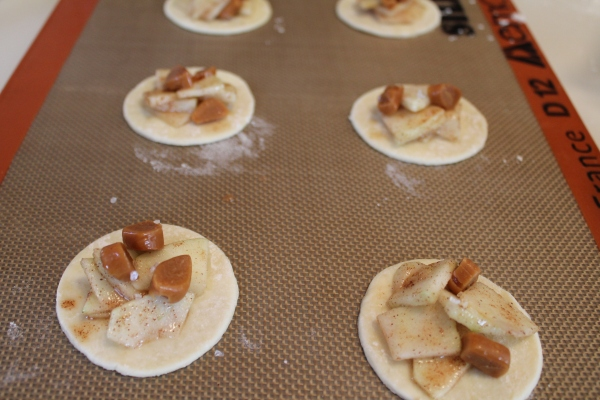 Filling and Caramels