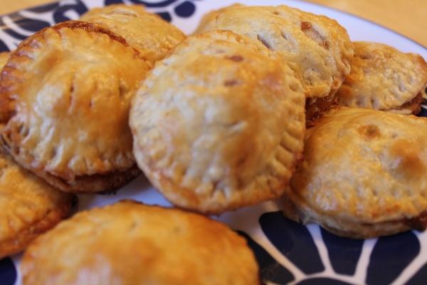 Apple Caramel Hand Pies