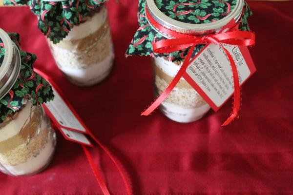 Cookie Mix Jars