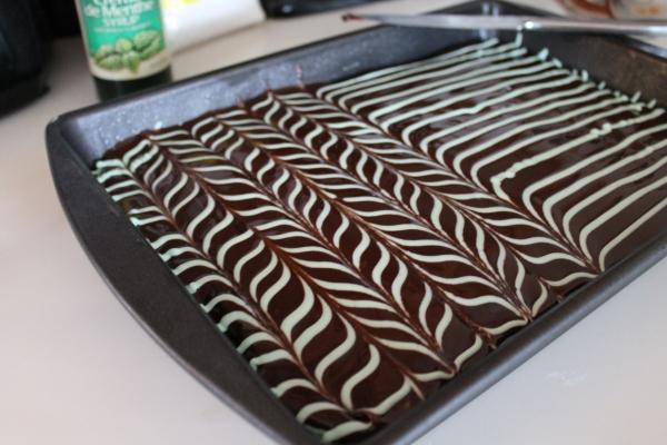 Swirling Zigzags