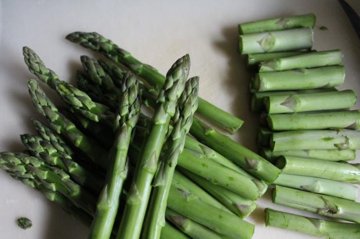 Big, Fat Asparagus