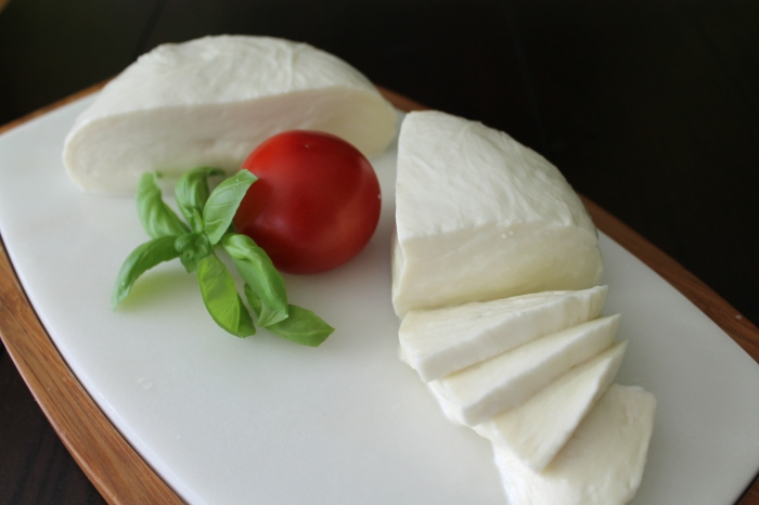 Homemade Mozzarella