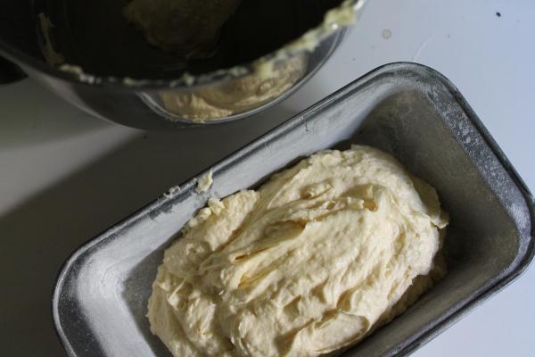 Pound Cake Batter