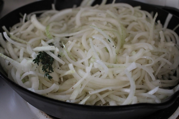 Onions and Thyme
