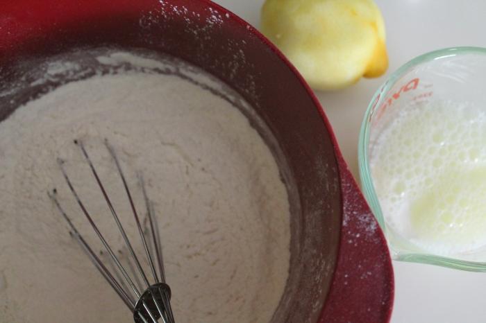 Flour and Whey
