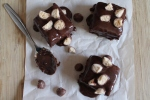Malted Whopper Brownies