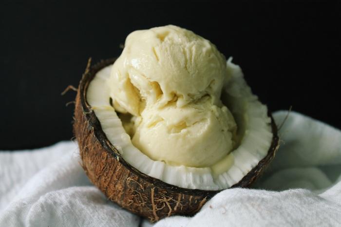 Dairy-Free Coconut Gelato
