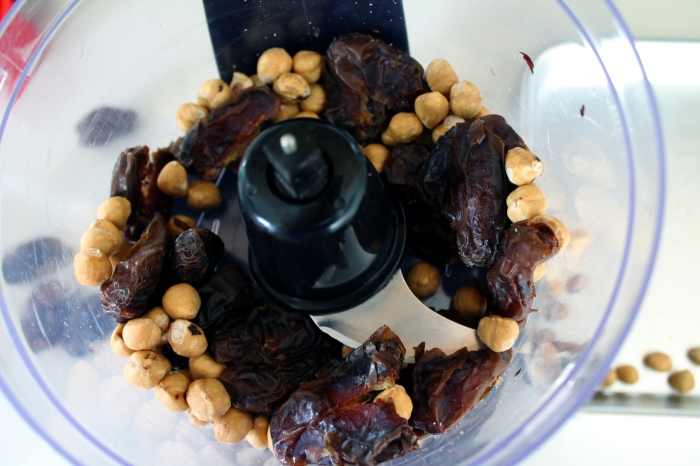 Dates and Filberts
