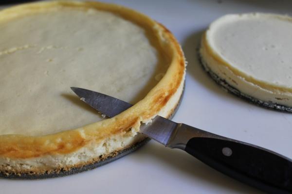 Cheesecake Prep