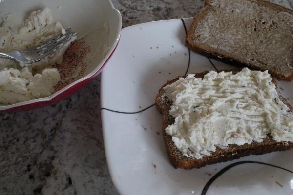 Sandwich Fixins