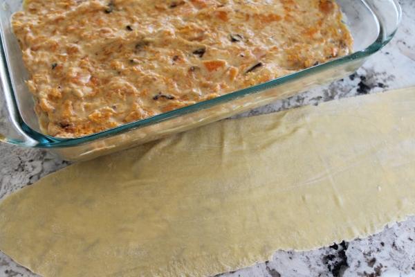 Build a Lasagna