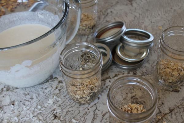 Coconut Yogurt Mix