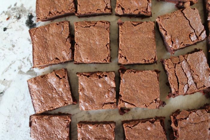 Baker's One-Bowl Brownies