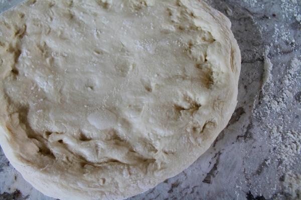 Shaped Crust
