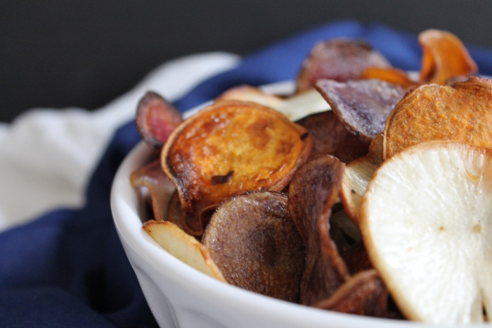 Root Veggie Chips