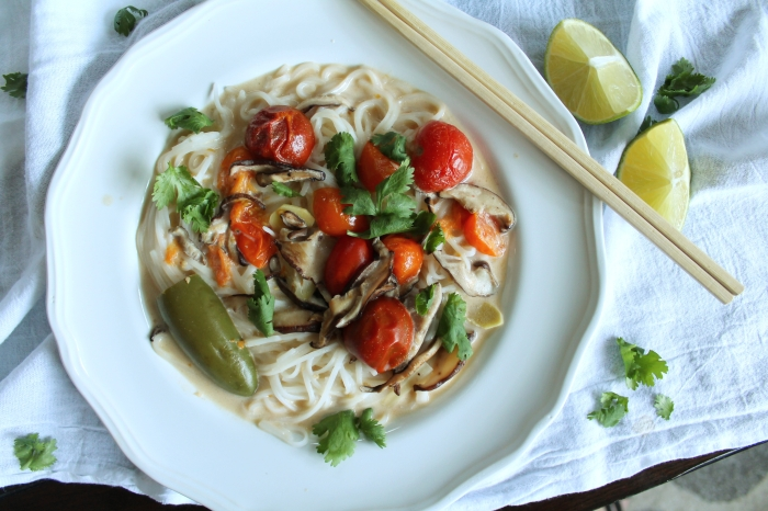Tangy Coconut Sauce