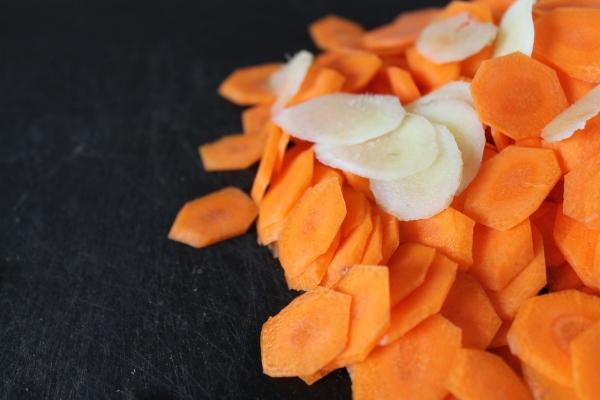 Carrots + Ginger