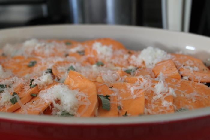 Sweet Potato Layer