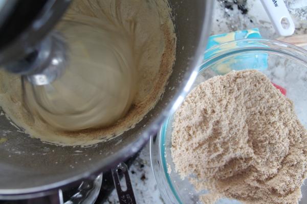 """Adding """"Flour"""""""