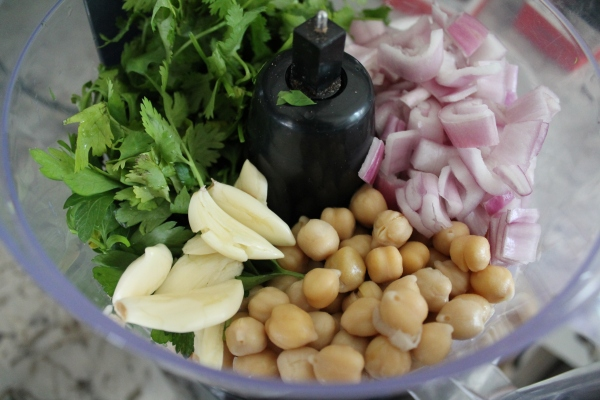 Let's Make Falafel
