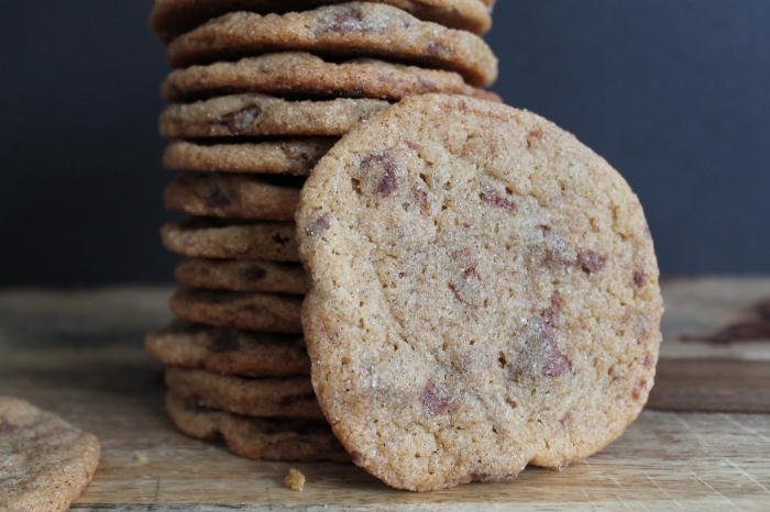 Peanut Butter Milk Chocolate Chunk Cookies