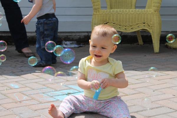 Caitlin's Bubbles