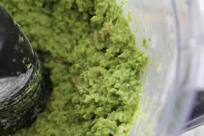 Green Pea Mixture