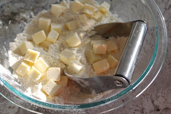 Flour Butter Salt