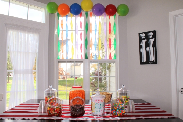 Candy/Snack Buffet