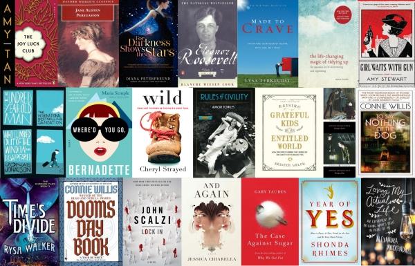 2017 Books Part 1